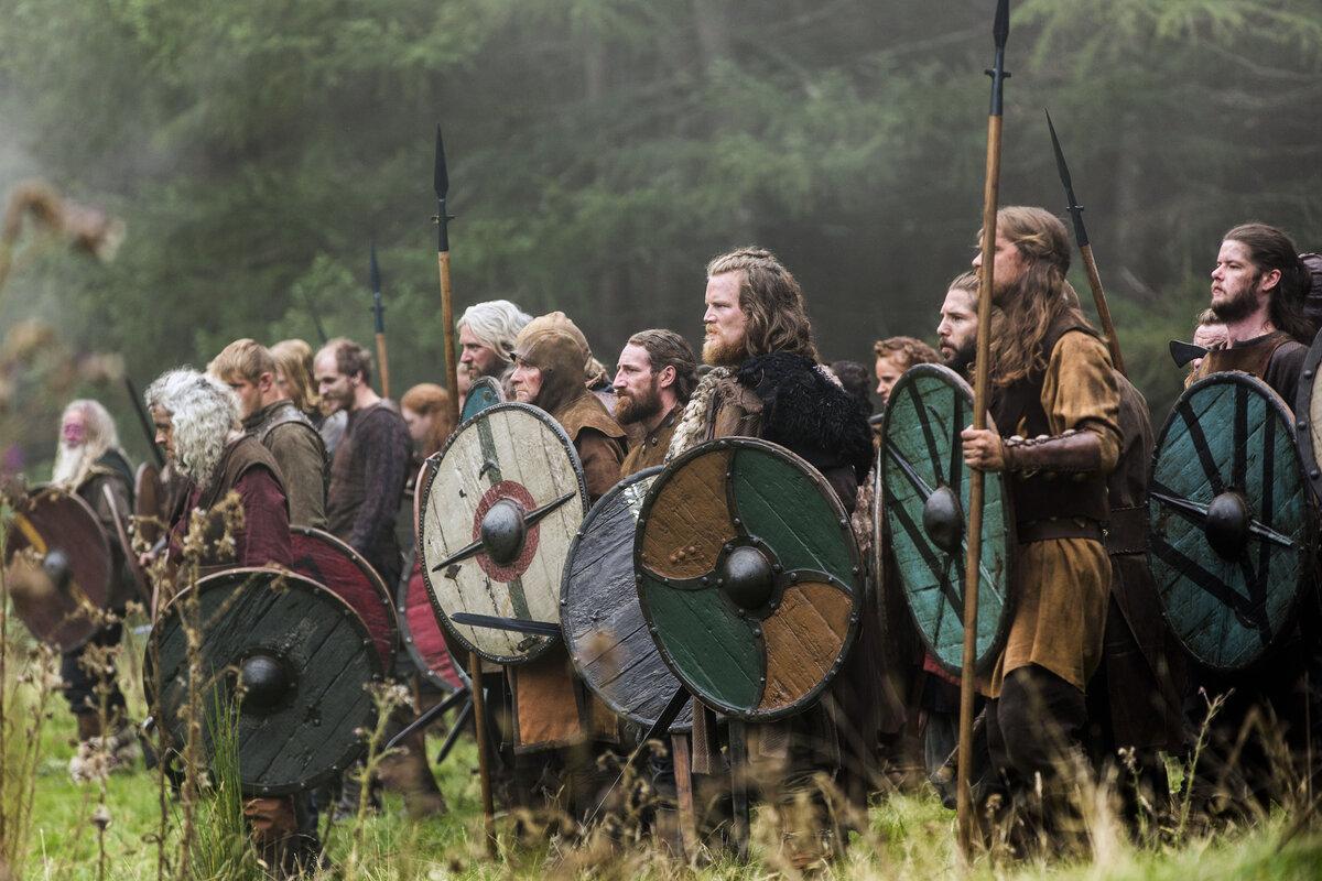 для чего викингам рогатый шлем 3 класс