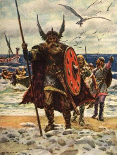 викингов