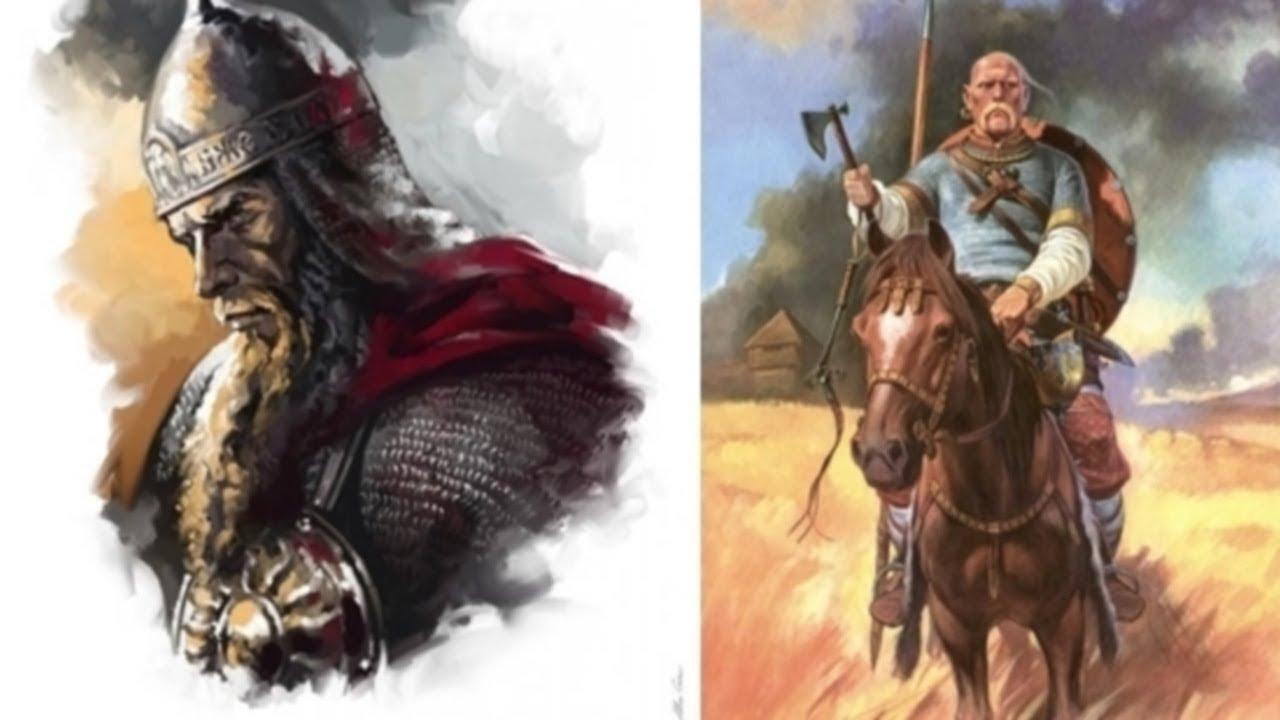 одежда богатырей древней руси
