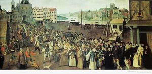 как называли французских протестантов