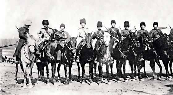 дикая дивизия в первой мировой войне