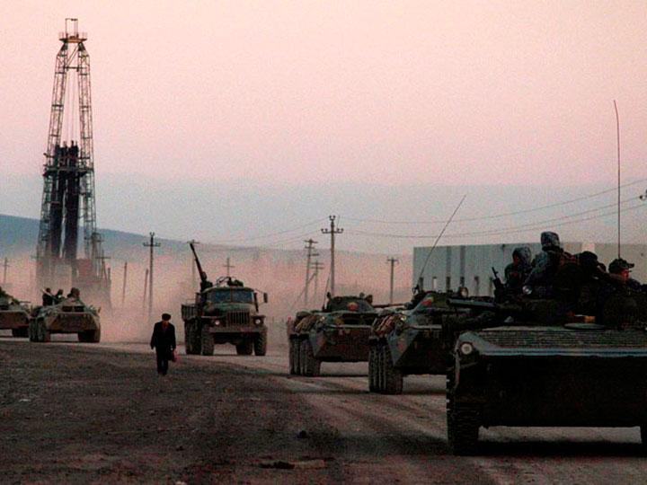 чеченский конфликт кратко