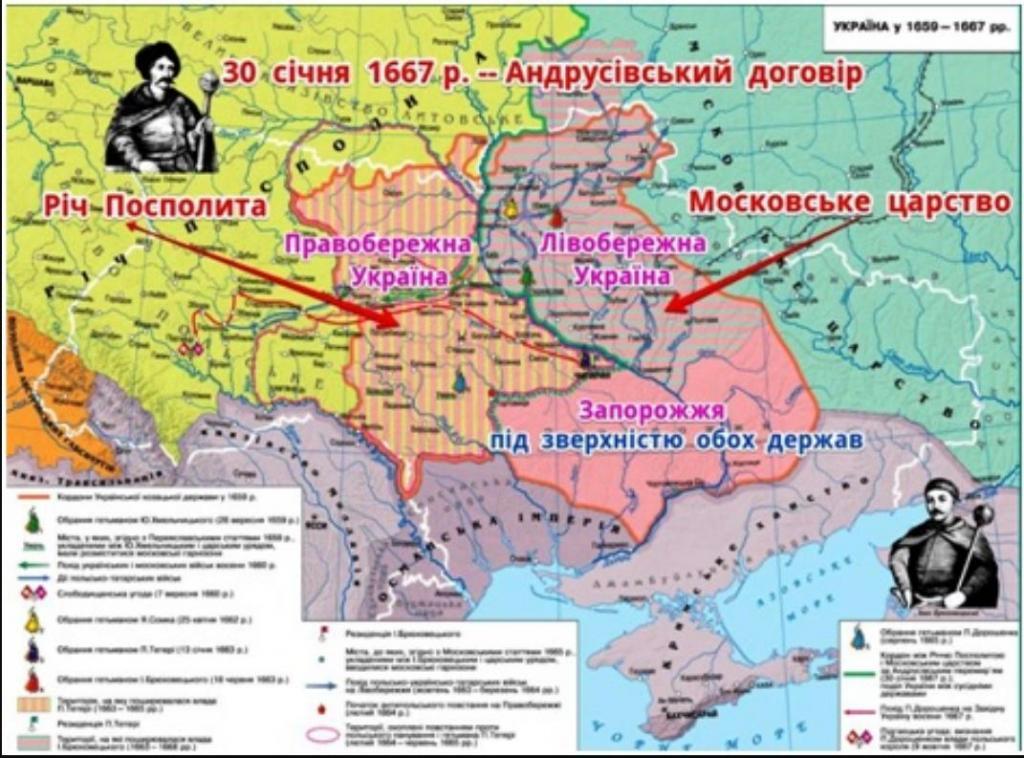 вечный мир 1686