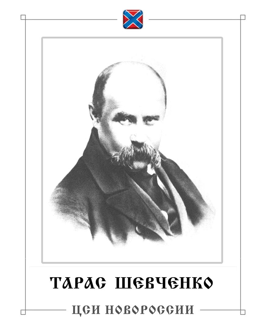шевченко хохлы