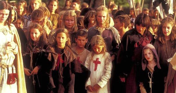 детский крестовый поход википедия