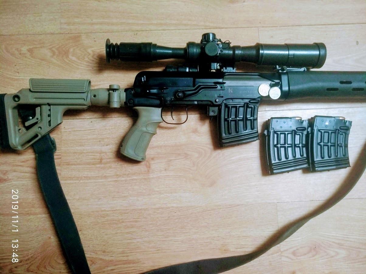 винтовка tg3