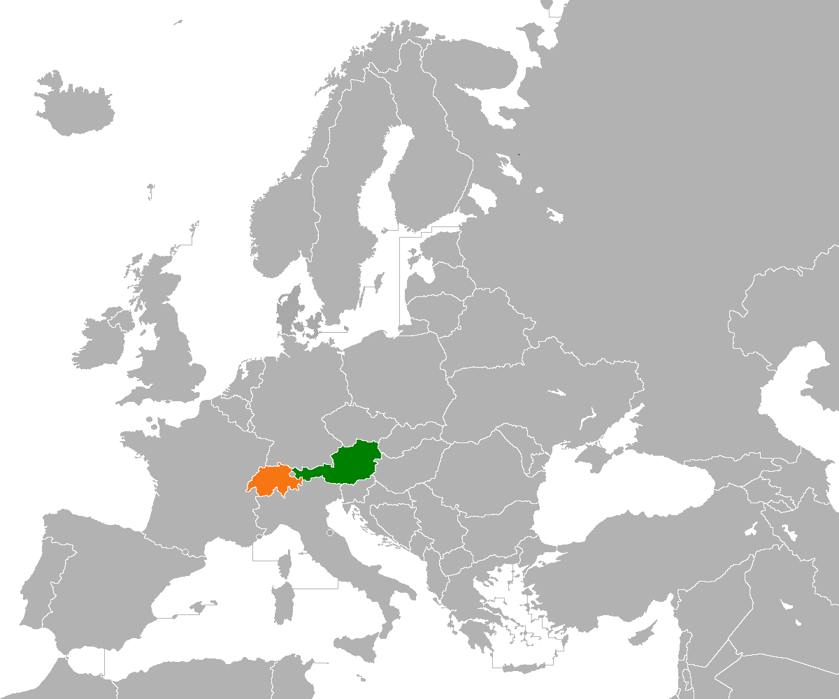 швейцария во второй мировой