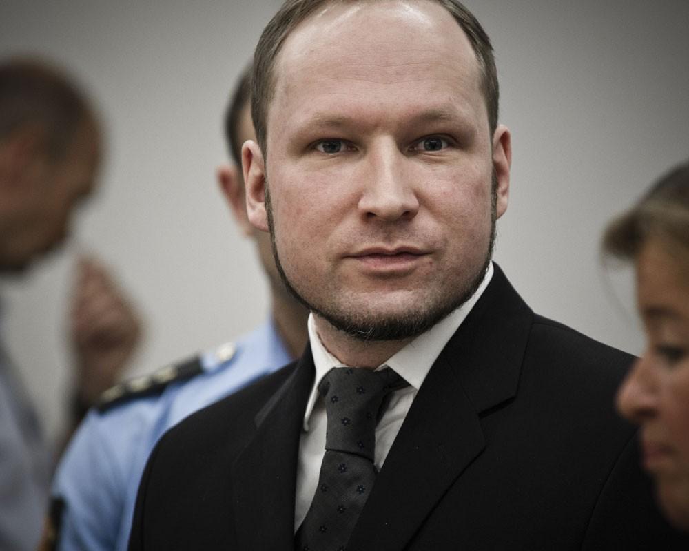 норвежский убийца брейвик
