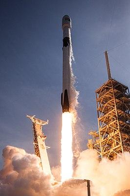 как устроен ракетный двигатель