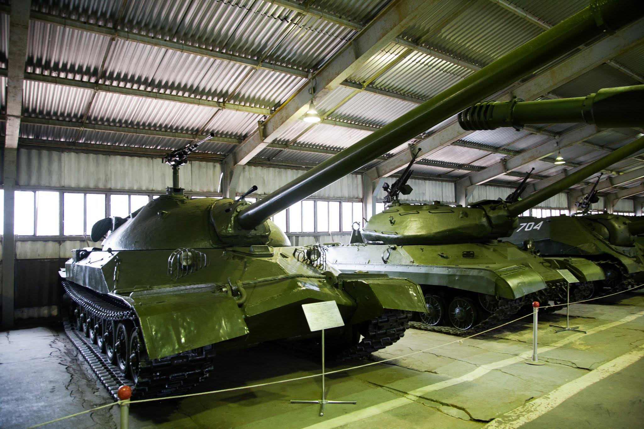 танк ис1