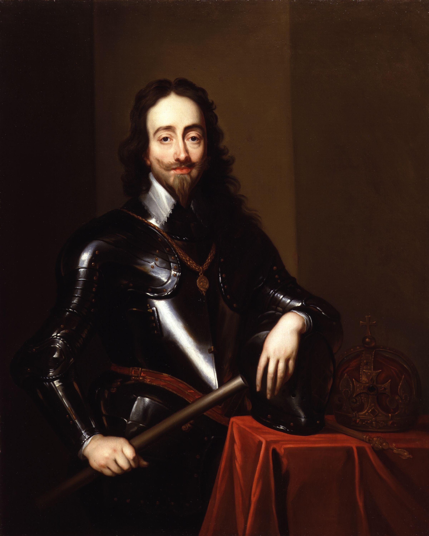 карл 1 английский король
