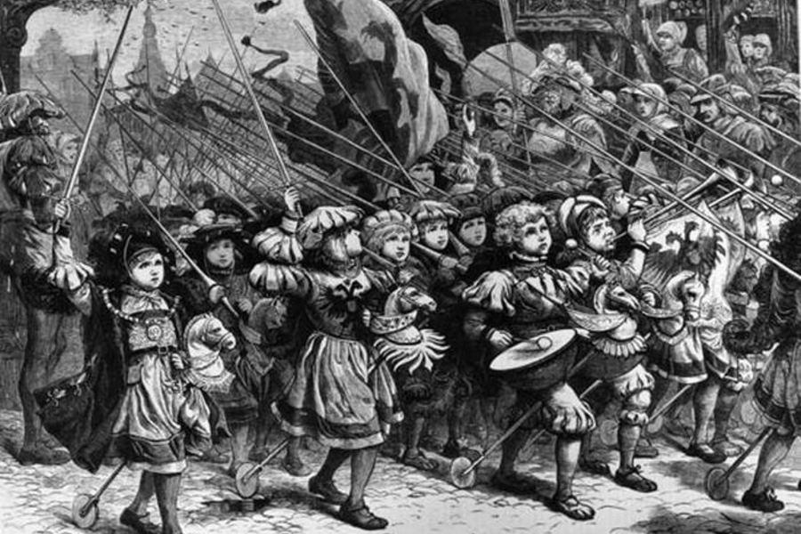 крестовый поход детей