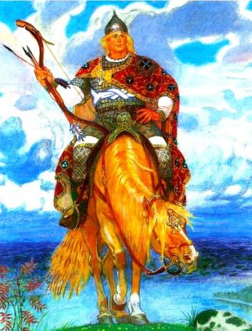 казахские богатыри