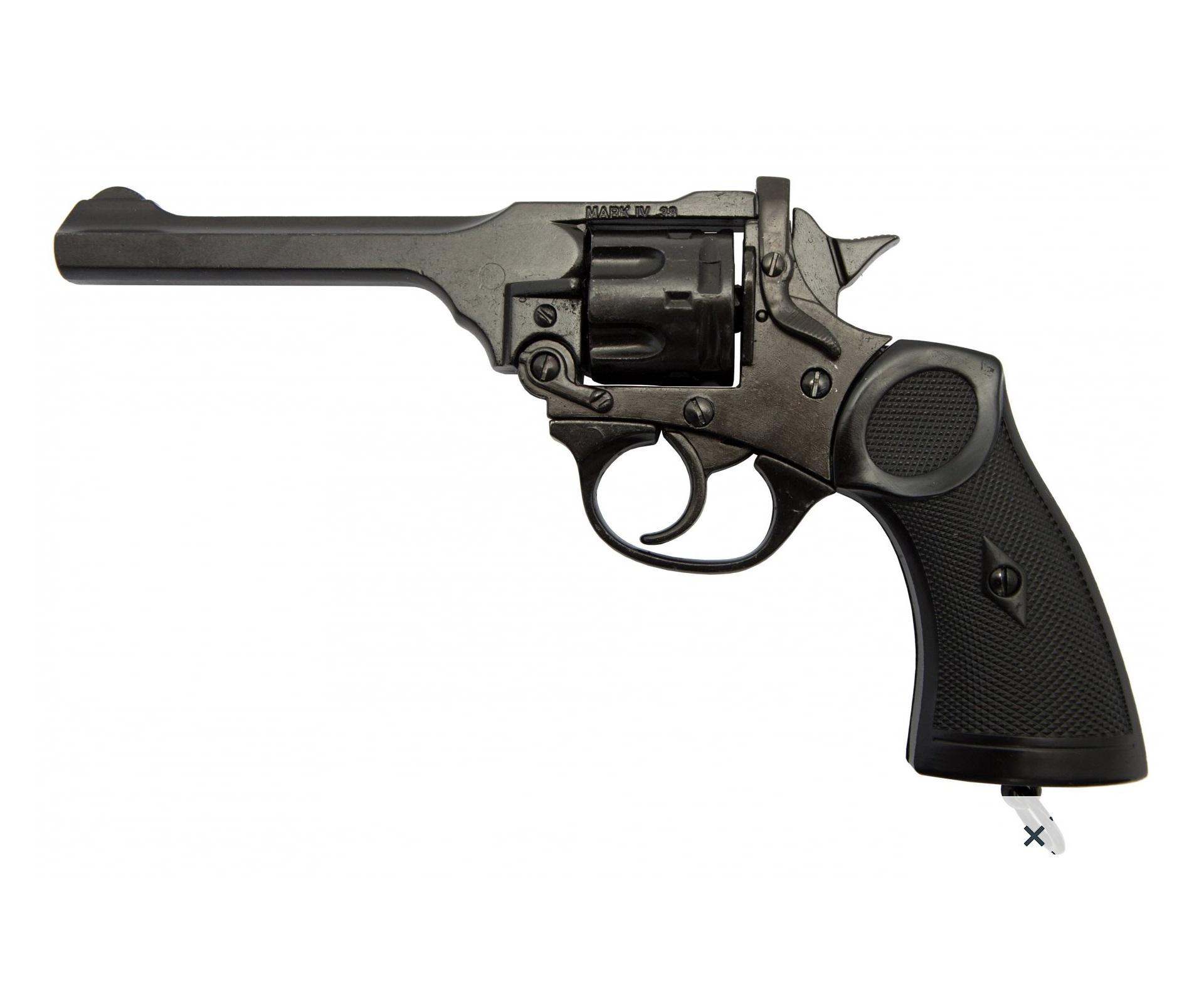 веблей скотт револьвер