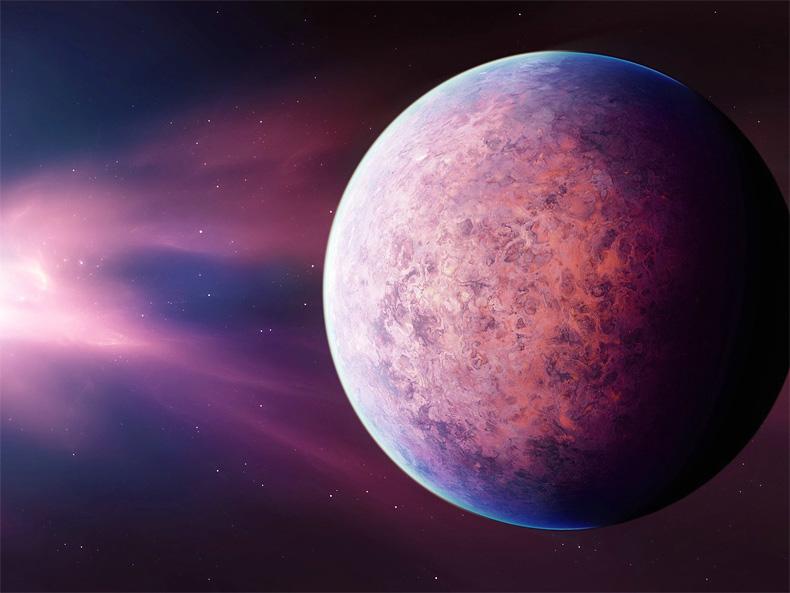 какая атмосфера у меркурия