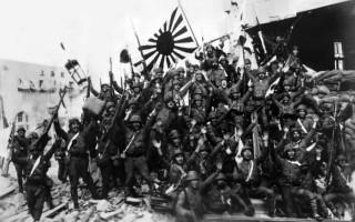 когда япония напала на китай