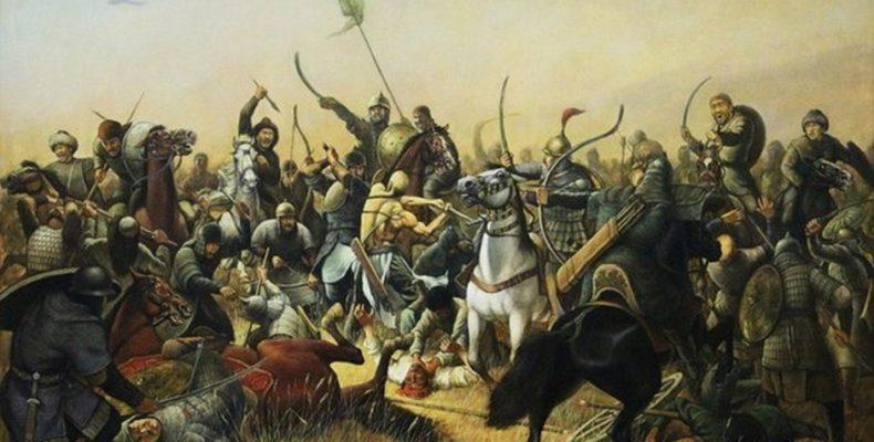 количество казахского населения погибшего впоследствии джунгарских нашествий