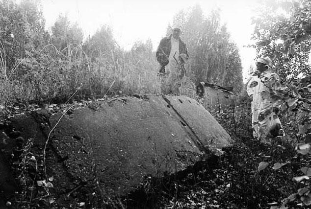 кыштымская авария 1957