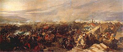 осада вены турками 1683