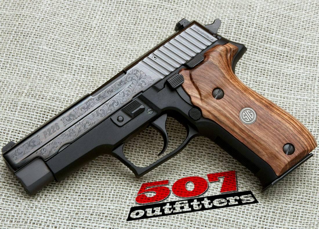 пистолет зиг зауэр п 226