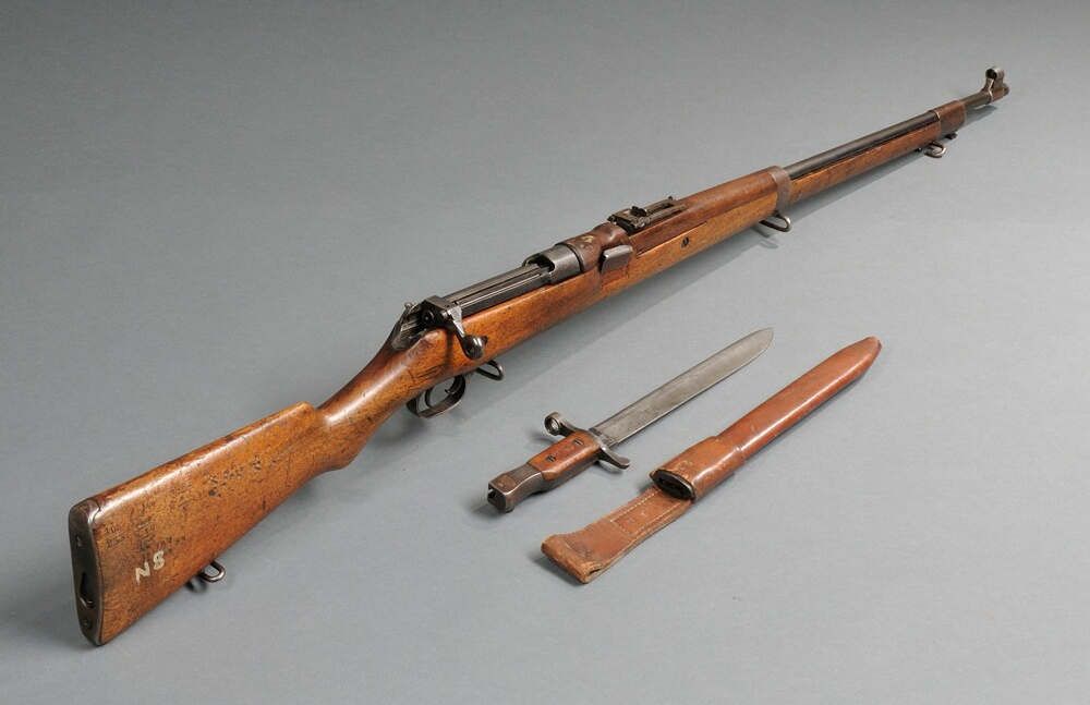 советские винтовки