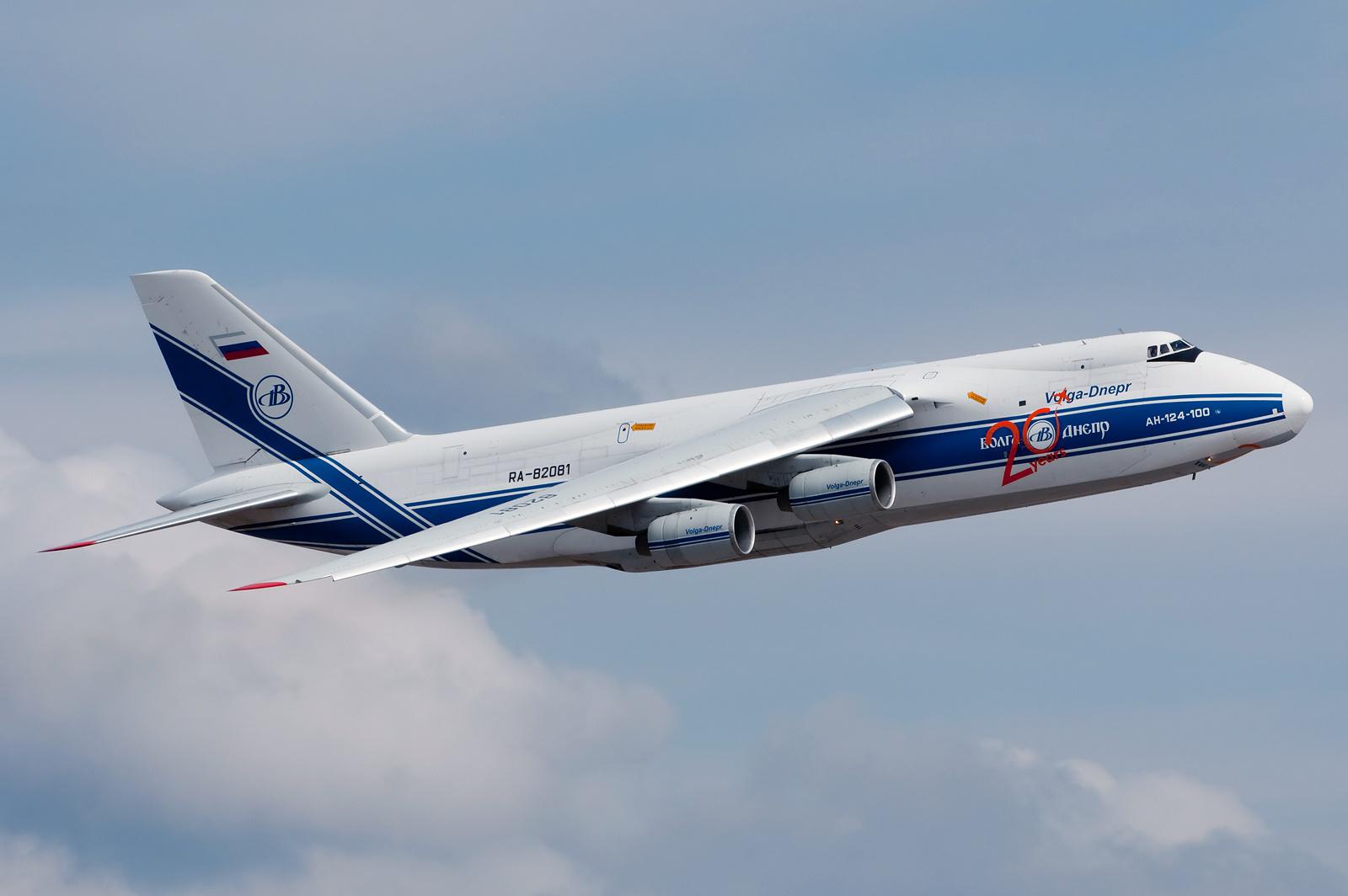 антонов самолет