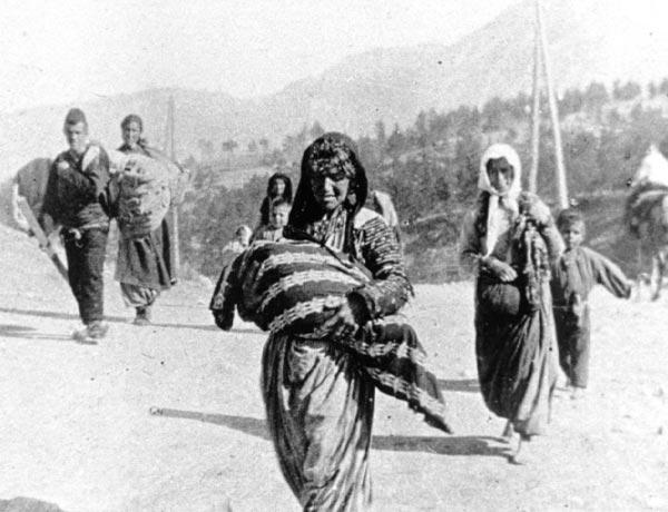 почему турки убивали армян