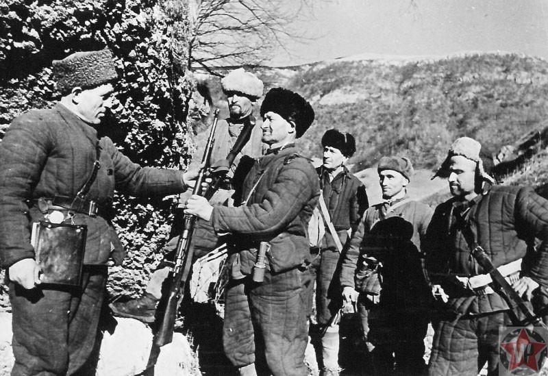 герои партизаны великой отечественной войны 1941 1945