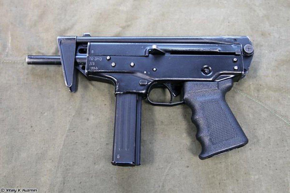 пистолет кедр