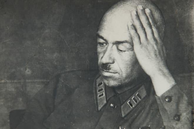 генерал майор панфилов