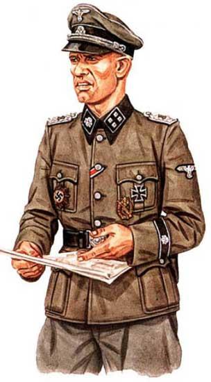 немецкая военная форма