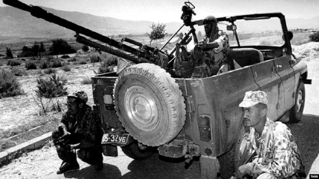 таджикский конфликт