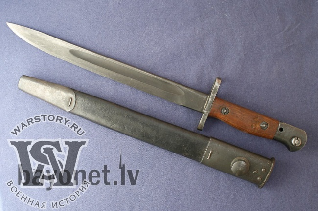 штык нож времен вов