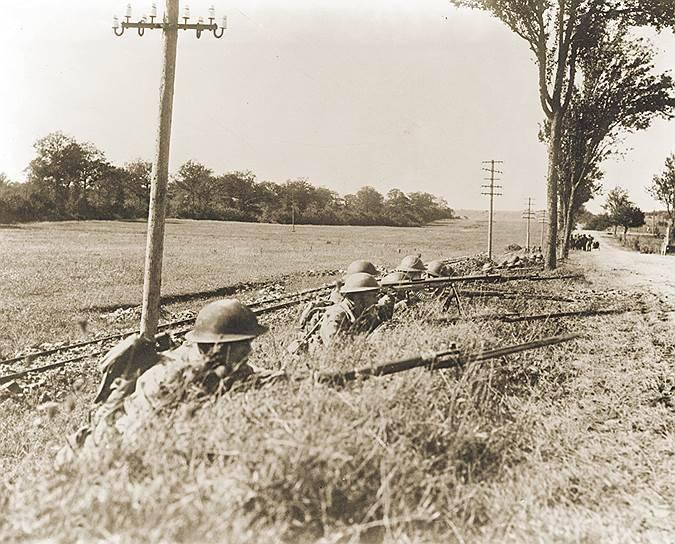 участие сша в первой мировой войне