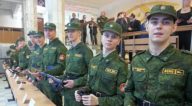 научная рота санкт петербург