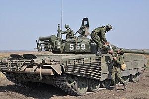 танковая рота количество танков