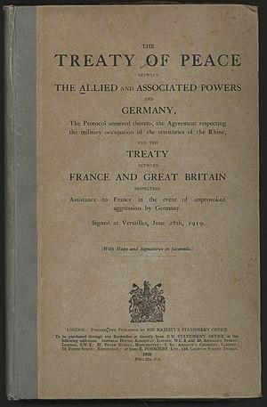 севрский мирный договор условия