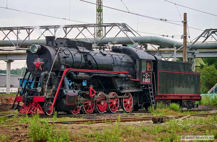 советские паровозы