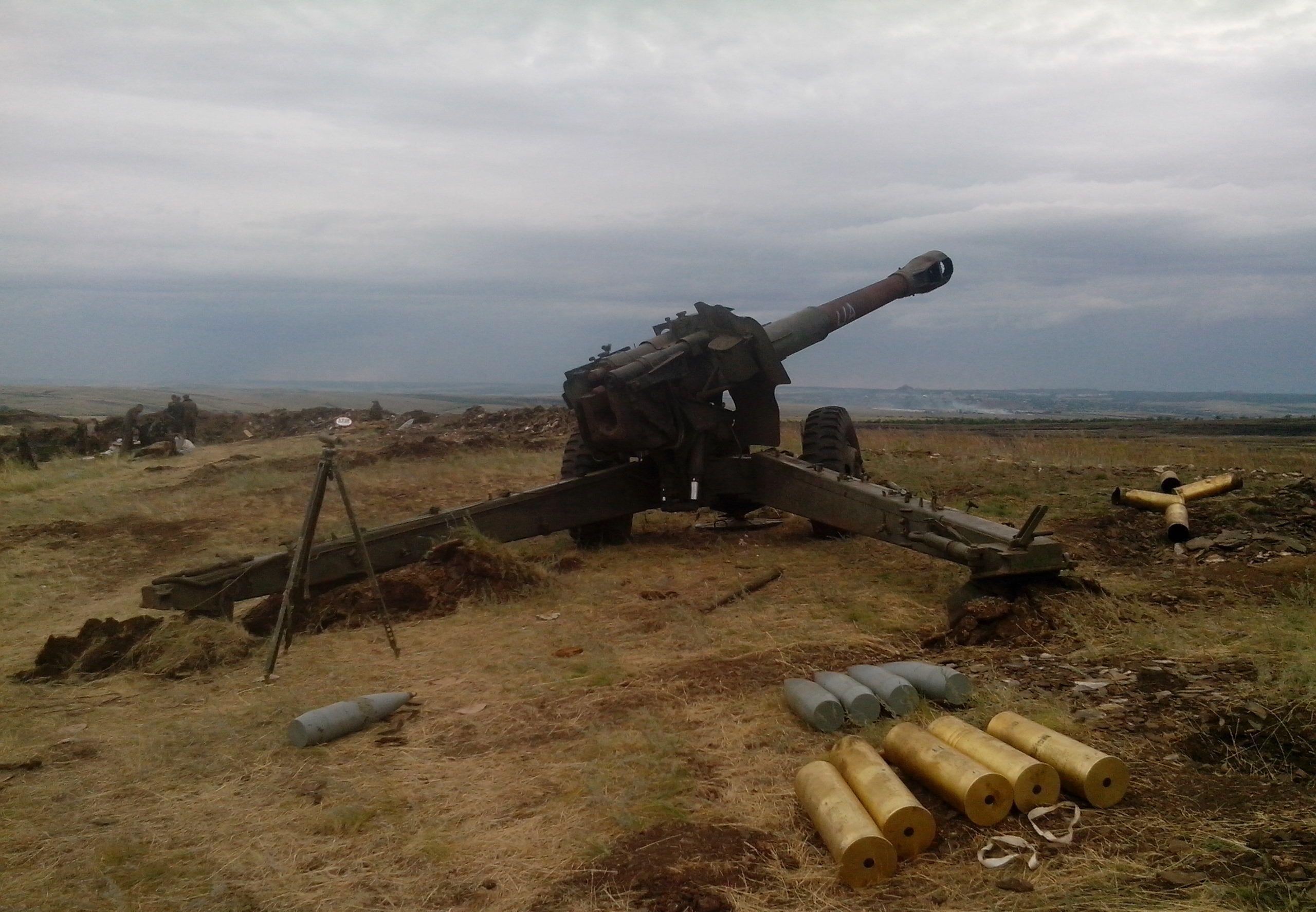 152 мм пушка гаубица д 20