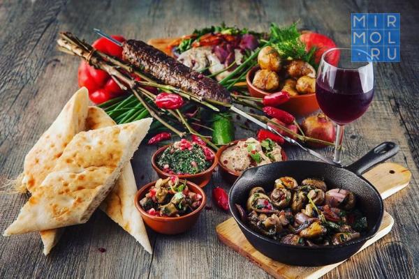 кавказская еда
