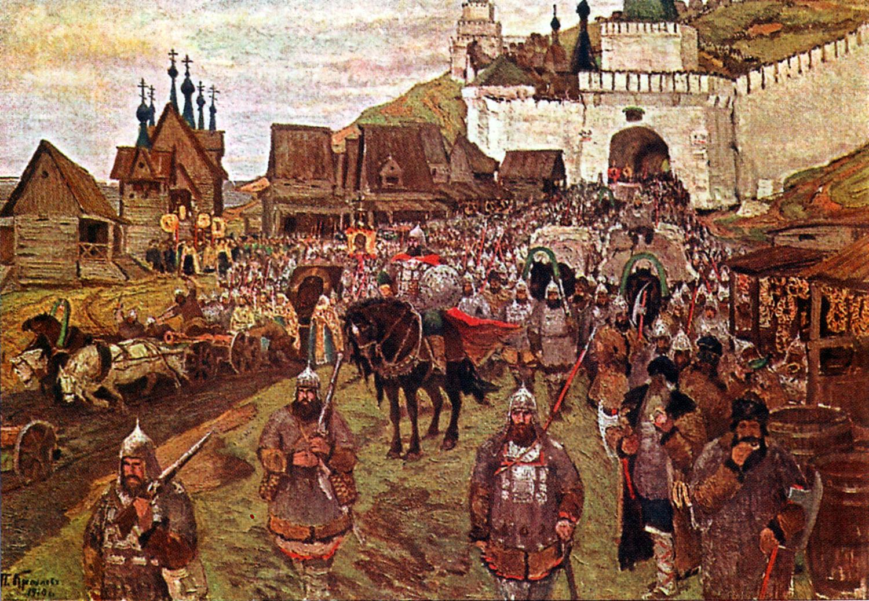 что было в 1613 году