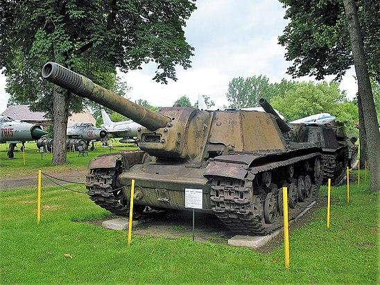 hummel танк