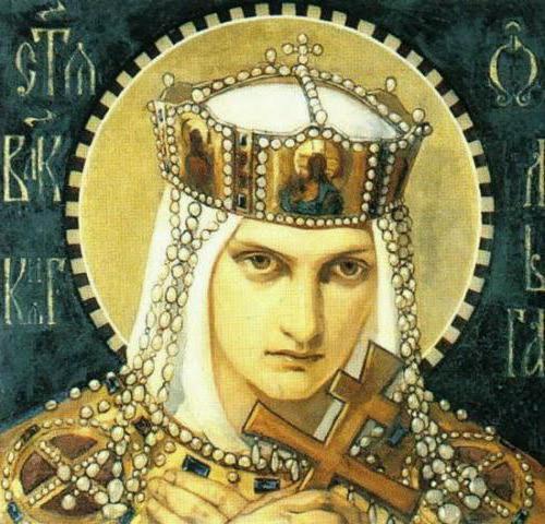 восстание древлян и убийство князя игоря