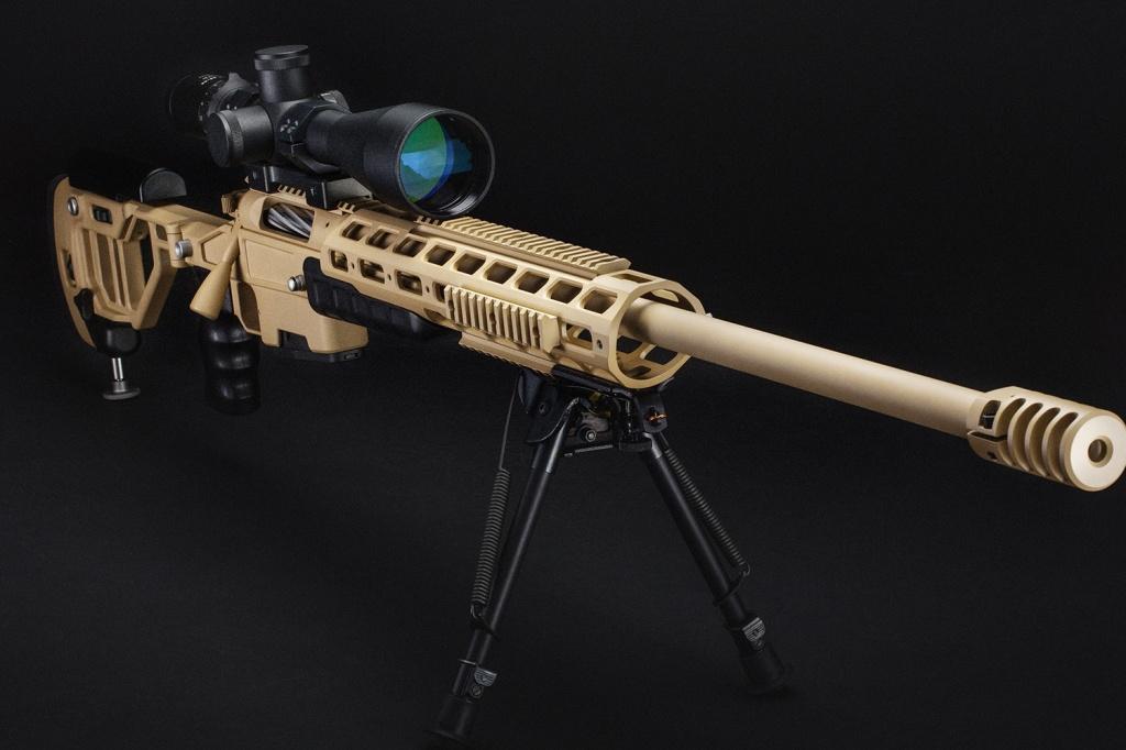 винтовка т 5000