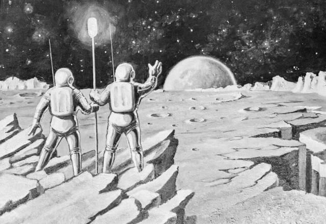 сколько раз человек был на луне