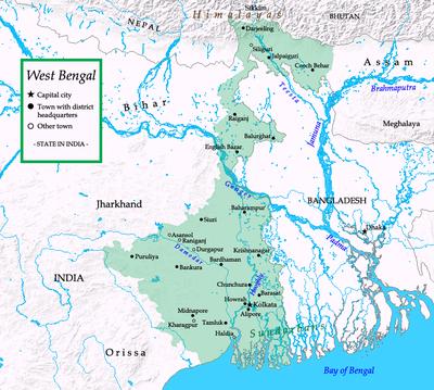страна бенгальцев