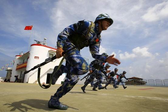китайский флот