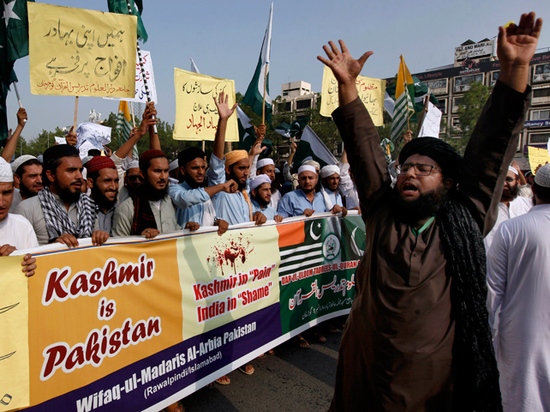 индо пакистанский конфликт кратко