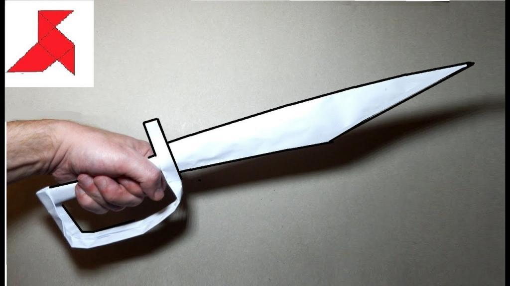 меч своими руками