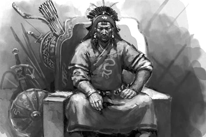 как звали сыновей чингисхана